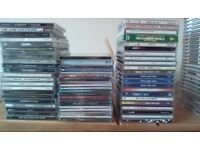 Job lot of CD's, albums/singles all originals