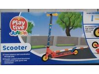 Play tive junior scooter 3+