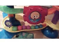 Cruise and groove ballapalooza, fisher price
