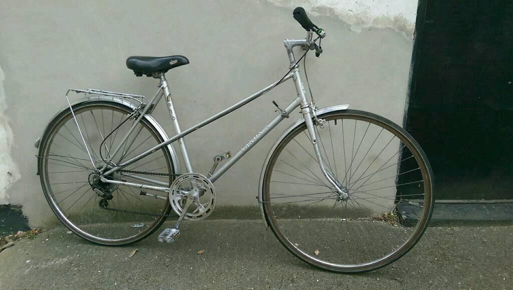 Ladies Town bike RETRO 80's