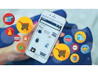 Quality e-commerce Mobile App & Website Development for your Business