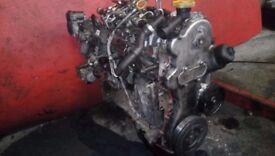 engine Z13DTE CORSA 2010 small mileage
