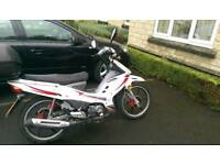 Sell or swap to motorbike no automatic
