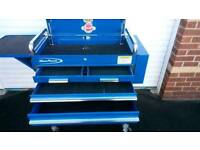 Blue Point by Snapon mechanics drawer chest