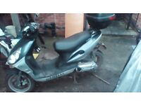 Gireli 50 cc moped readvertised due to 3 tines timewasters.