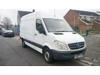 2007 MERCEDES SPRINTER 2.2CDI DIESEL MANUAL BREAKING ENGINE GEARBOX BODY PARTS