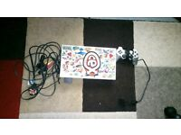 Ps2 console phat with 21 games