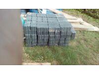 800mmlcharchoal permeable pavers 150 blocks