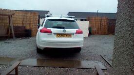 Vauxhall insignia estate sept 2012