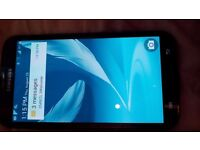 Samsung galaxy note 2 factory unlocked in a good working condition £95