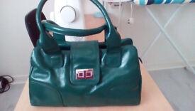 Handbag 100% Leather New