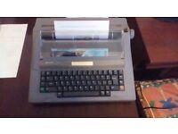 Typewriter Sharp QL300