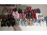Girls CLARKS/J.LEWIS X26 Shoes & Boots size 8 to 11, Used but still some wear left (school,trainers)