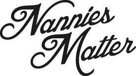 Live in Nanny £1950 net per month