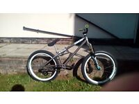 Octane one 24'inch custom JUMP BIKE