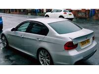 BMW 318d MSPORT 07reg hpi clear tax tested full history 130k mint condition drives like new