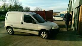 Peugeot Partner full mot