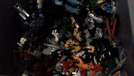 LEGO BIONICLES JOB LOT COLLECTABLES USED EXCELLENT CONDITION