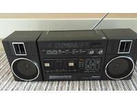 Panasonic RX-C39L classic cassette radio