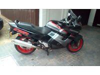 Honda CBR 1000f sports tourer