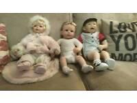 Ashton Drake Collectible Dolls