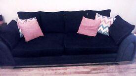 Three & Four Seater Sofas