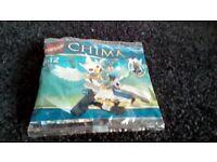 LEGO CHIMA 30250 PLUS 30251 PROMO MINI FIGURE NEW SEALED PACKETS