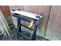 Free standing workbench