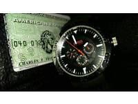 Hobo boss box set watch n wallet