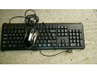 Asda multimedia usb keyboard and mouse