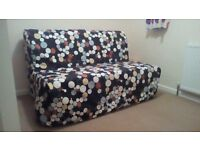 Ikea two seater sofa bed
