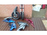 Italjet dragster 50cc running. Project .oldham