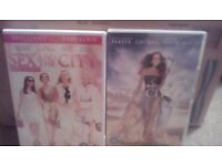 Sex And The City Dvd Movies Free Delivery