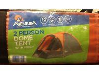 Tent - Dome & porch
