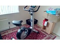 Exercise Bike 8 months old excellent condition.
