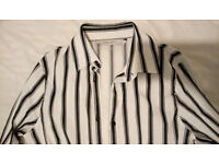 Ladies Bundle of Smart Work Blouses / Shirts from ZARA WOMAN, Size 12 / M, Excellent Condition