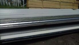 ROOFING SHEETS BOX PROFILE CORRUGATED 6ft 7ft 8ft 9ft 10ft 11ft 12ft 13ft 14ft 15ft