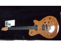 Godin LGX guitar