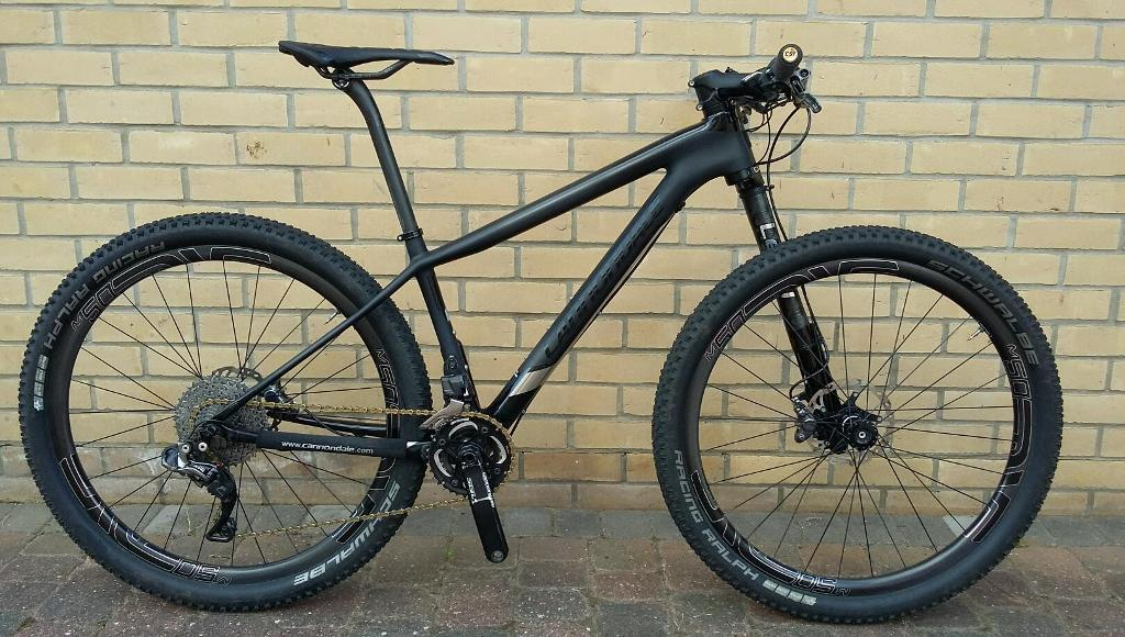 Cannondale lefty FSI Black Inc 650b | in Norwich, Norfolk