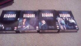 Bad Girls Series 1 To 4 Dvd Box Sets Free Delivery