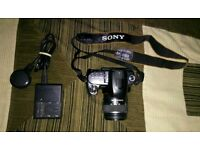Sony a550 digital camera