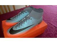 CR7 NIKE MERCURIAL SOCK BOOTS size 9