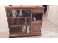 Old Charm bookcase/display unit