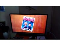 """JVC 32"""" LT-32C650 LED SMART TV HD With built in wifi"""