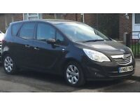 2011 (60) Vauxhall Meriva 1.4 SE - Manual - Petrol