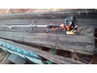 Timber pro Long reach hedge trimmers
