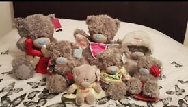 Me to you bears bundle.love,happy birthday,woth love,roses