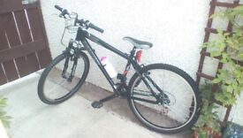 Land Rover Discovery Bicycle for sale - black unisex