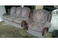 Antique furniture sofa settee