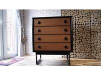 """""""SEVILLA"""" - SIDEBOARD , DRAWERS , SHABBY CHIC, VINTAGE,RETRO,solid wood (free delivery)"""